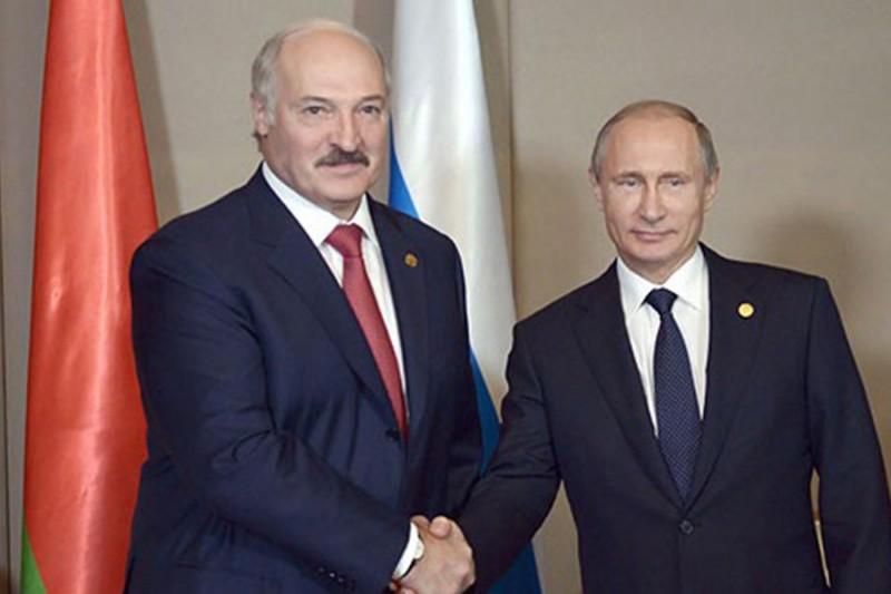 Чем закончилась встреча Путина и Лукашенко