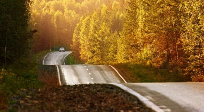 Красивейшие дороги России