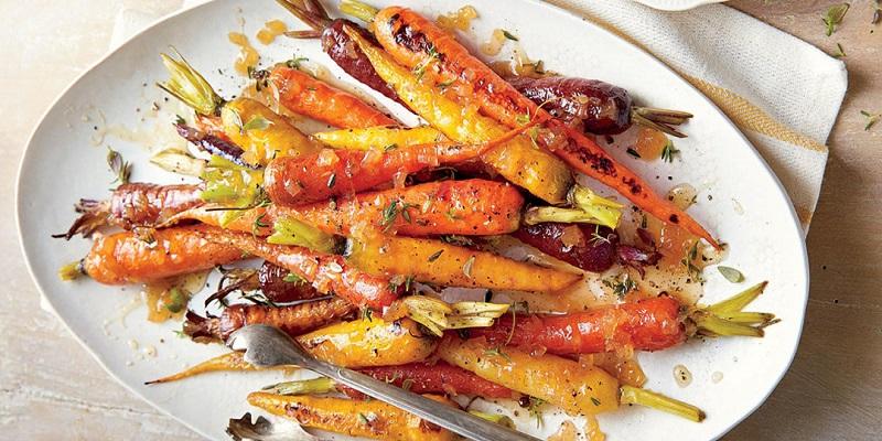 Пикантная морковка