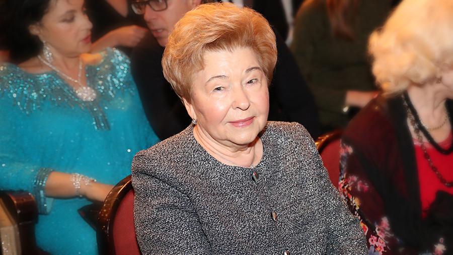 Наина Ельцина назвала 90-е годы святыми в жизни страны