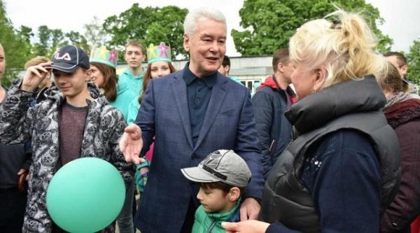 Собянин заявил орешении баллотироваться напост мэра Москвы
