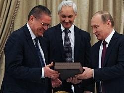 Успеет ли Путин помиловать любимца Улюкаева до выборов?