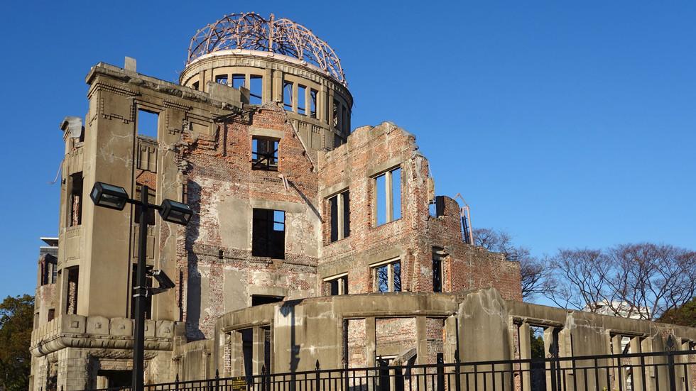 Мемориал мира в Хиросиме (Япония). Фото: © wikimedia.org