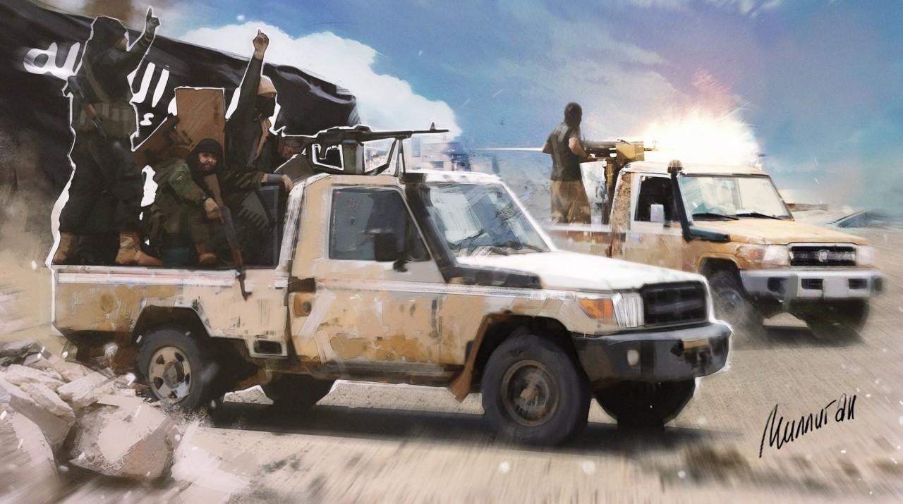 «Серые зоны»: США перебрасывают террористов из Сирии к границам России
