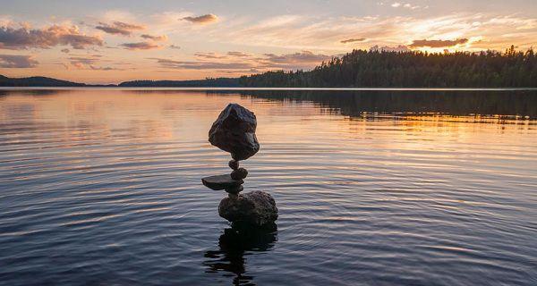 чарующий баланс камней