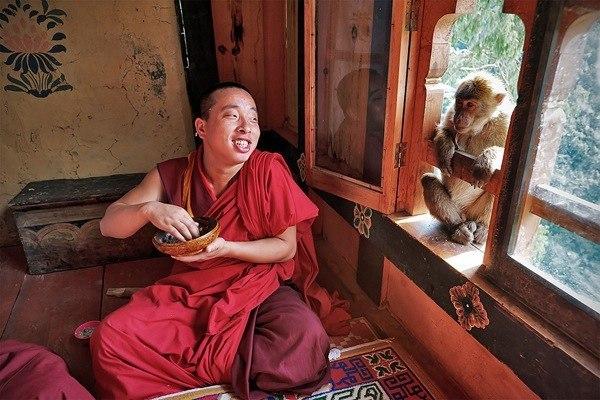 Единственное в мире государство, в котором существует Министерство Счастья