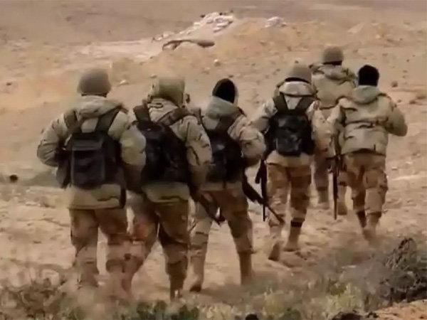 Российский частный спецназ переброшен в Йемен
