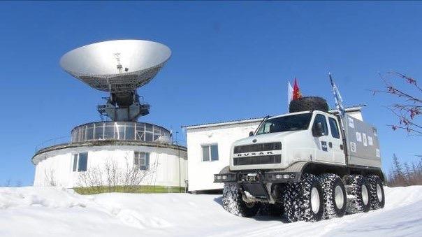 «Русак-3993». Испытательный пробег Якутск-Певек