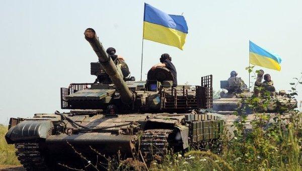 Agora Vox: Киев делает заявку на войну