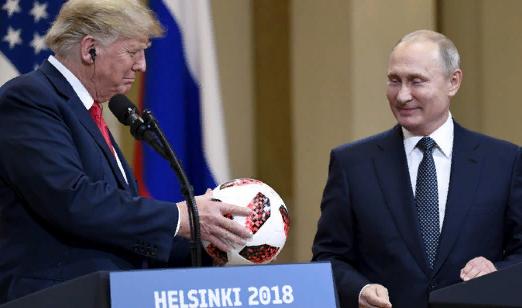 СМИ нашли скрытый чип в подарке Путина Трампу