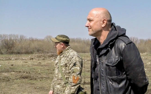 Прилепин объявил об уходе с поста заместителя командира батальона ДНР