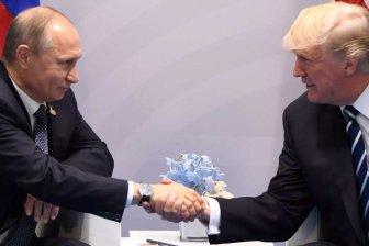 """Трамп признался, что побоялся драться с Путиным """"на кулаках"""""""
