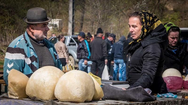 Некоторые аспекты сельской жизни в Румынии глушь, город, деревня, отдых, румыния, село, труд