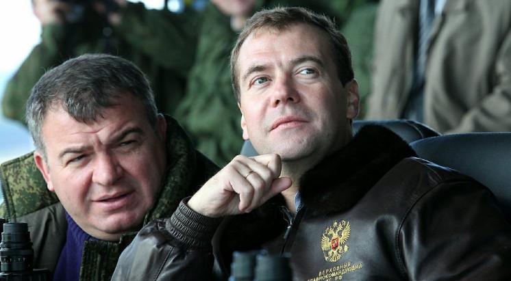 Заслуженный пилот России о том, как не особо умный Сердюков обставил Запад