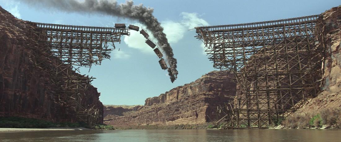 Обрушений мостов за последние 100 лет, вследствие просчетов