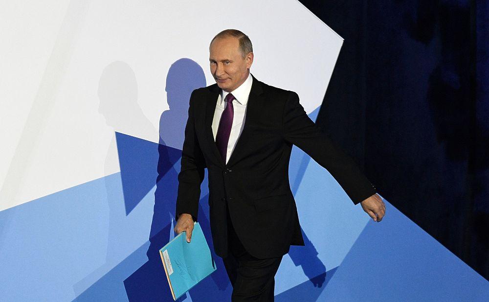 Путин предлагает Западу красную таблетку. Руслан Осташко