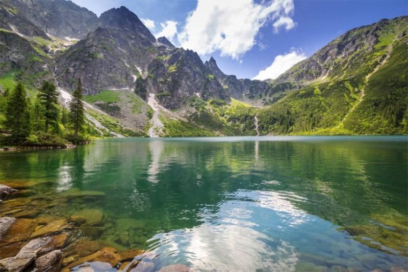 10 лучших горных достопримечательностей в Европе