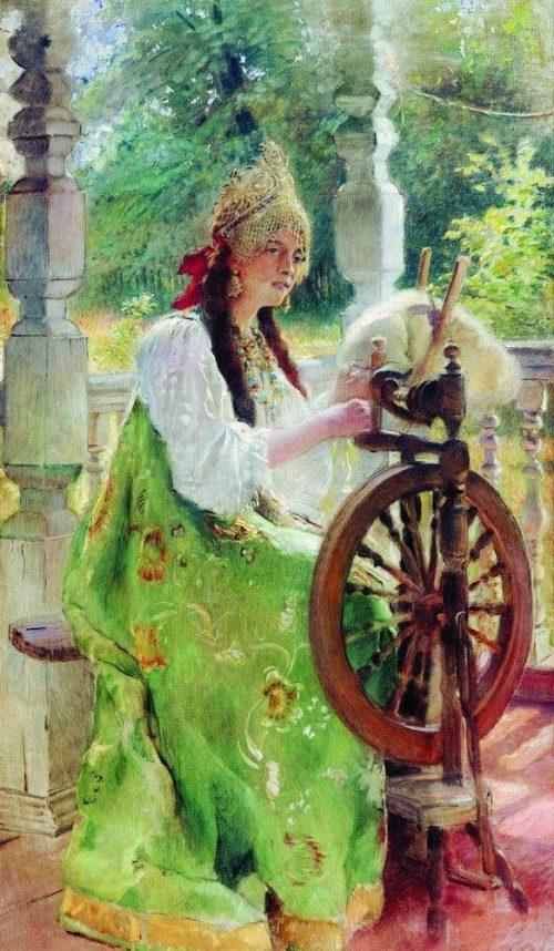 художник Константин Маковский – 3-11