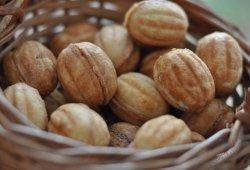 Тесто для орешков - сладкая скорлупа для любимого печенья