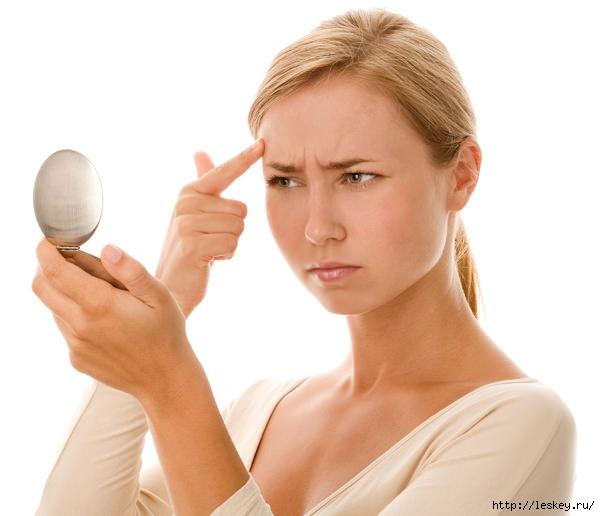 Секреты красоты. Как замаскировать прыщи на лице?