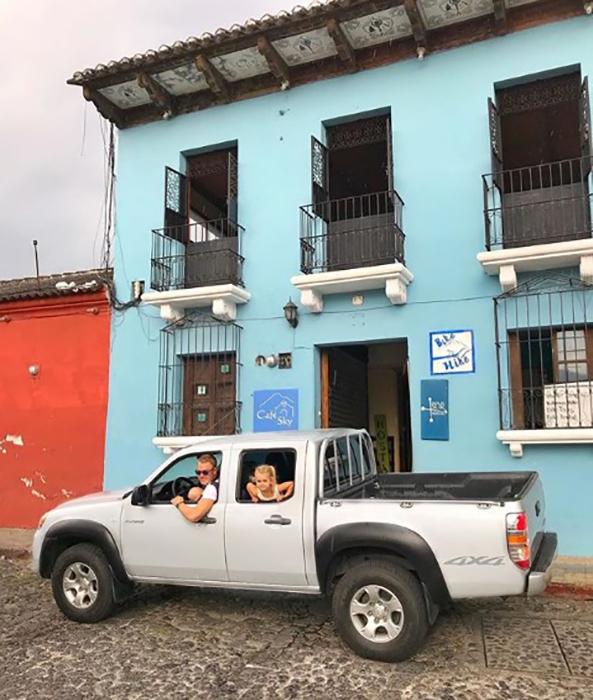Гватемала. Instagram travelmadmum.