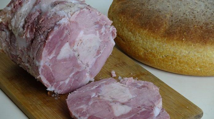 Как из свинины сделать ветчину