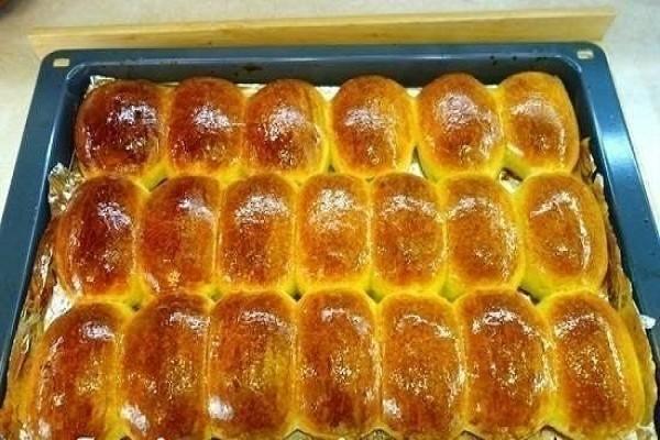Дрожжевое тесто для сладкой выпечки