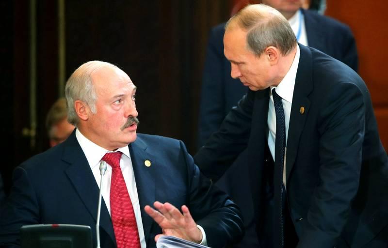 Когда Беларусь войдет в состав России