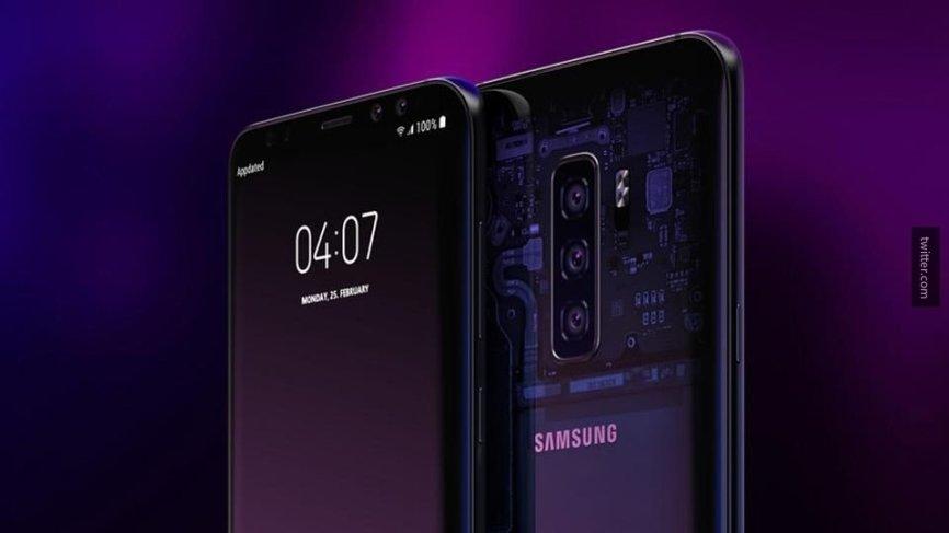 Samsung Galaxy S10 Lite осна…