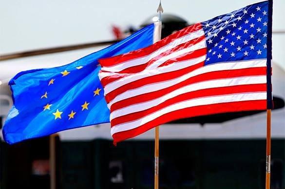 Пусть дерутся империалистические хищники. Нам обострение между США и Германией только выгодно