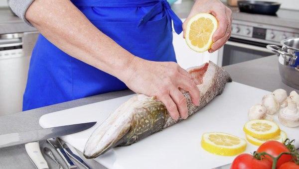 Некоторые тонкости в приготовлении рыбы