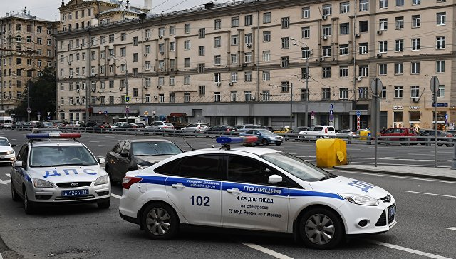 В Москве мужчина устроил стр…