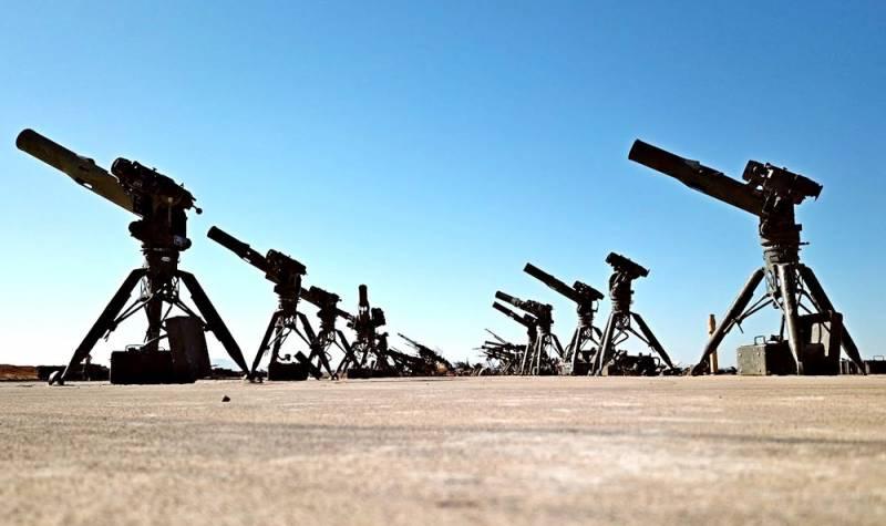 Сирийская армия собрала бога…