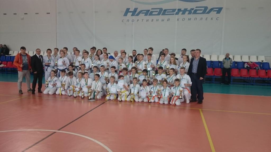 Первенство города Сосновоборска 21.05.2017г.