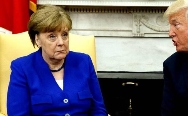Меркель поменяла курс на имп…
