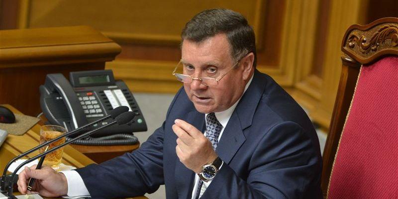 Бывший вице-спикер Верховной Рады обьявил нынешнюю конституцию страны нелегитимной