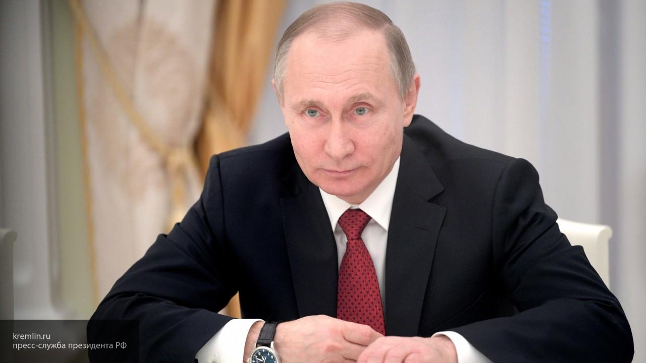 Путин заявил, что его работа похожа на борьбу моллюсков «ангелов» с «чертями»