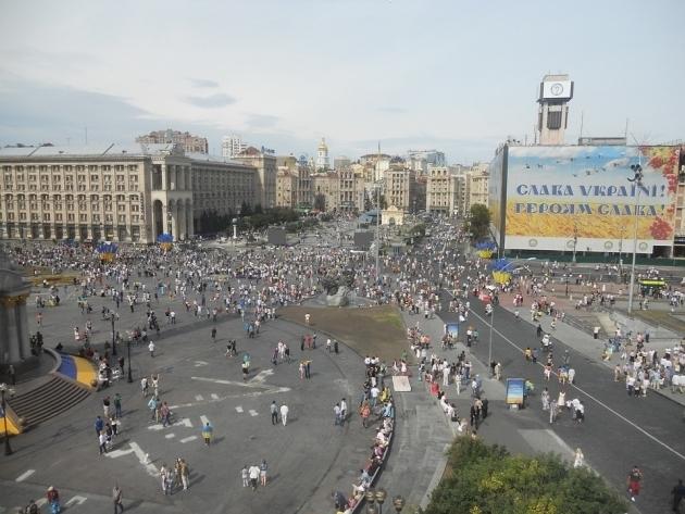 Какую цену должна заплатить Украина за стояние на коленях перед Европой