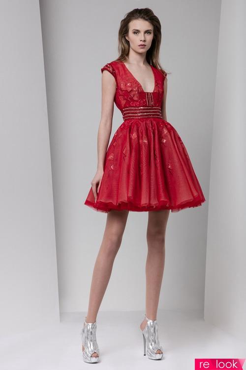 Платье за короткое время