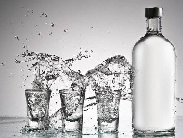 Почему водка - самая универсальная вещь в быту?