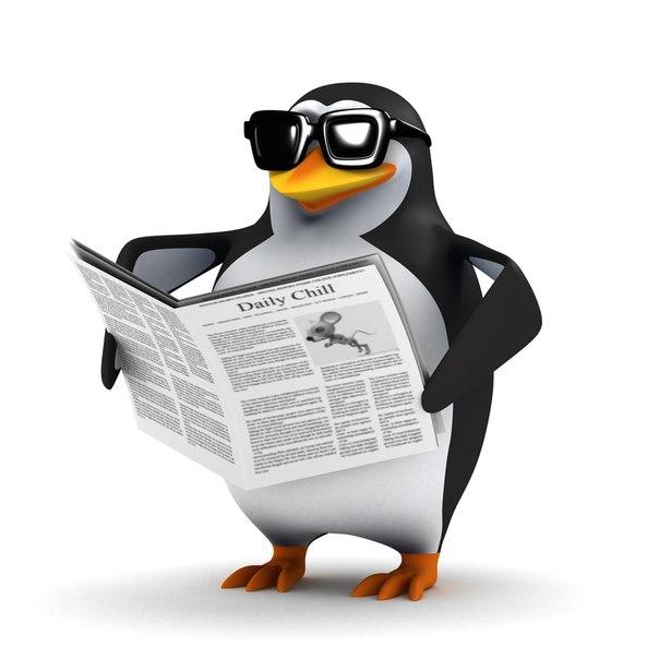 Дневник пингвина (да, тот самый)