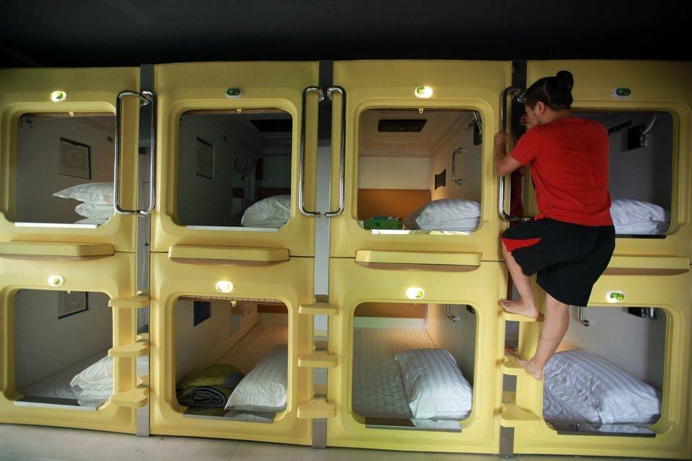 Под руководством Мутко стартовала госпрограмма «Капсульное жильё — семьям!»