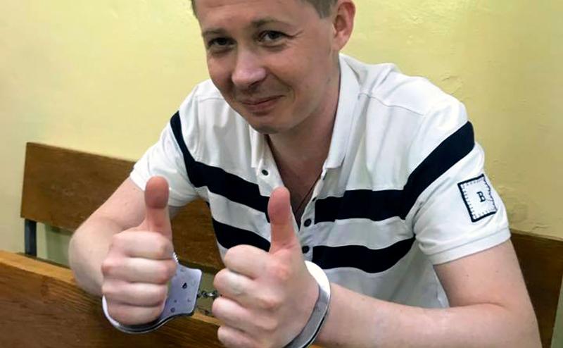 «Мефёдов невыгоден Украине, поскольку абсолютно невиновен»