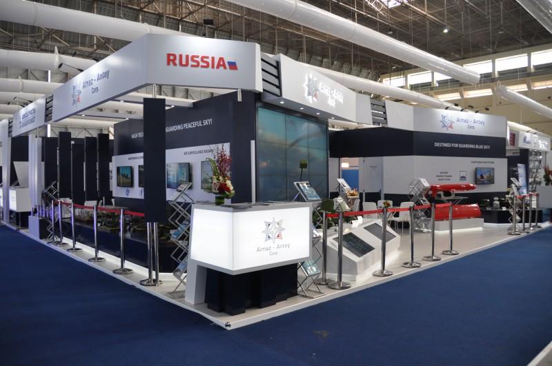 «Алмаз – Антей» на выставке Aero India 2019