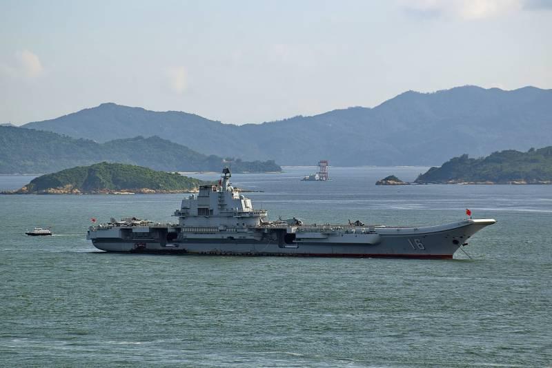 Претендент на мировое лидерство: надводные силы ВМС НОАК