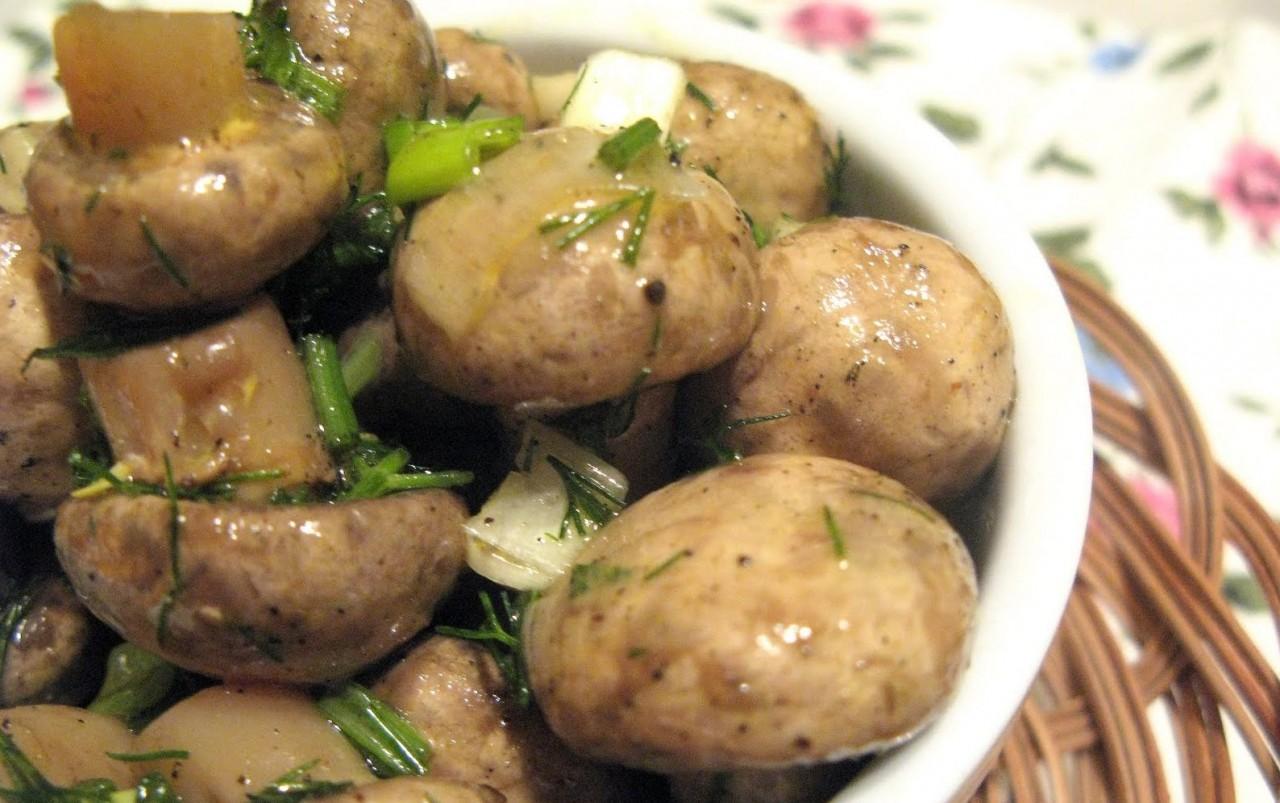 Блюда из шампиньонов 1062 рецепта / Простые рецепты 590