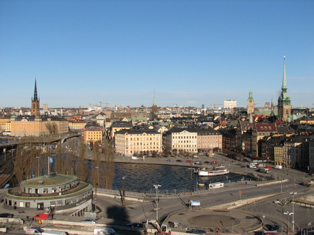 Столица Швеции за неполные выходные: фотоистория