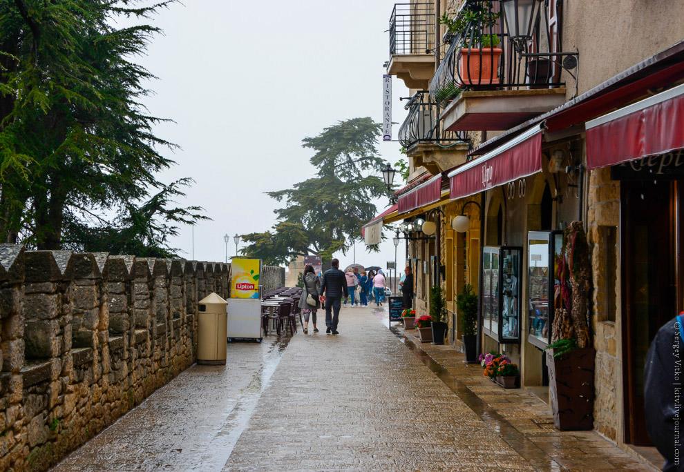Путешествие по одному из самых маленьких государств в мире