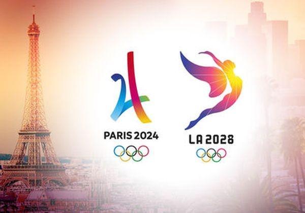 Летние Олимпийские игры пройдут вПариже иЛос-Анджелесе