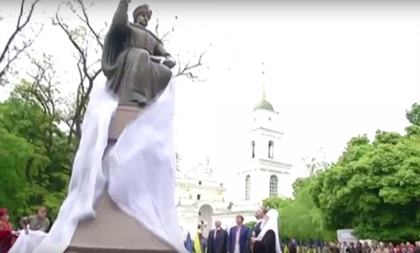 """Когда Петр I рубал """"Окно в Европу"""", Украина при Мазепе ходила в Европу через двери - Педро"""